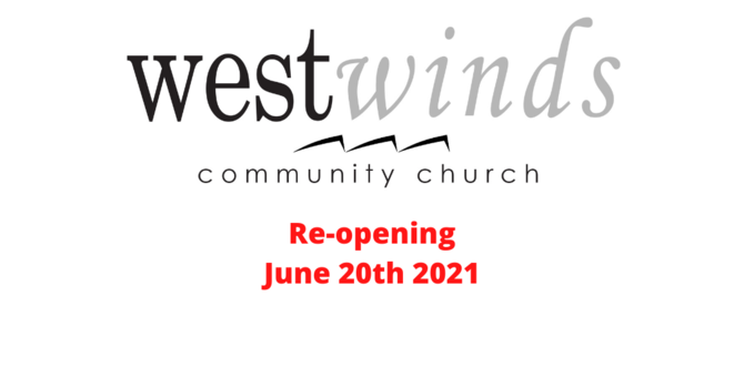 Reopening June 2021 - COVID Update image