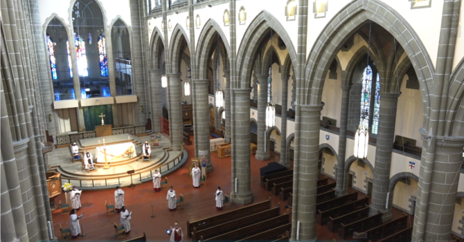 Feature: Choral Evensong at the Cathedral image