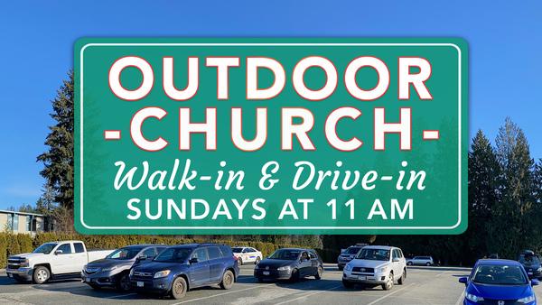 11 AM Outdoor Church Service