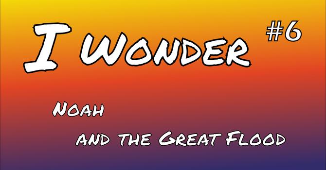I Wonder #6 image