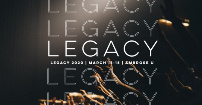 Legacy Youth Conference 2020