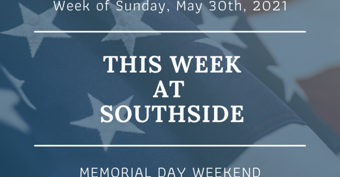 This Week at Southside (5.30.21) image