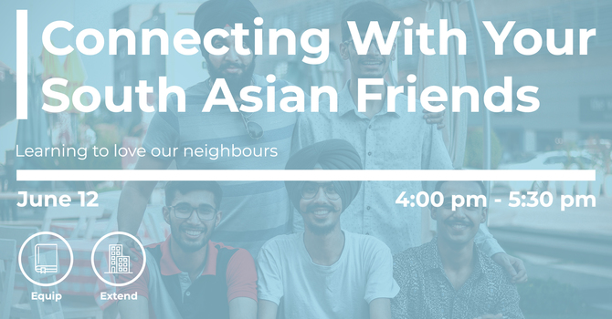 Connecting With Your South Asian Friends
