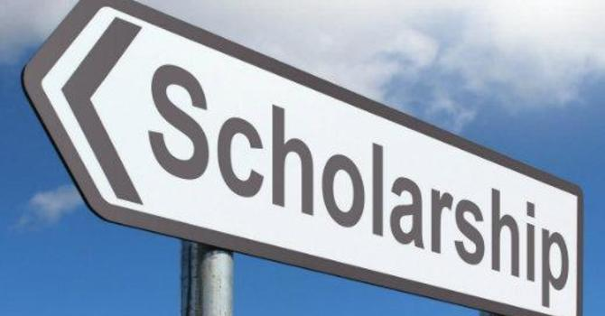 Apply Now for a Parish Scholarship! image