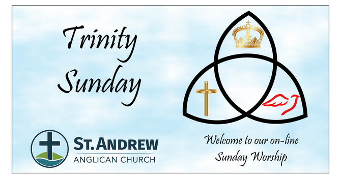 May 30, 2021 On-Line Sunday Worship image