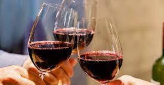 Wine at Nine O'Clock