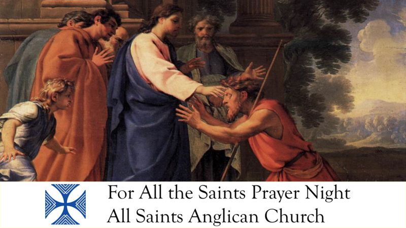 Cochrane Prayer Night June 2, 2021