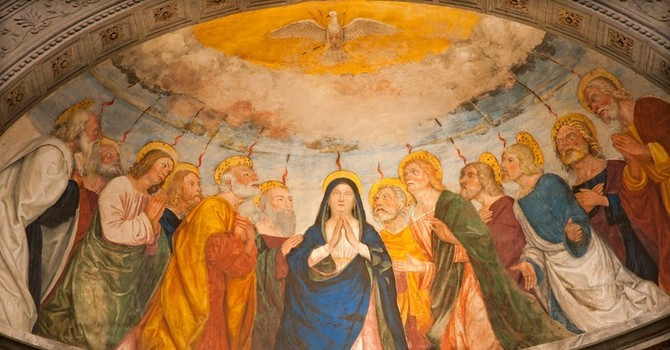The Feast of Pentecost Sermon