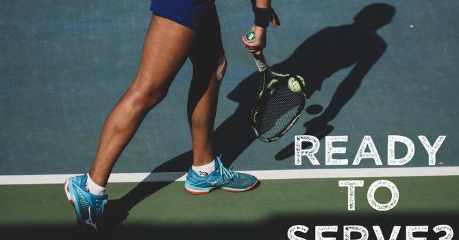 Ready to Serve? image