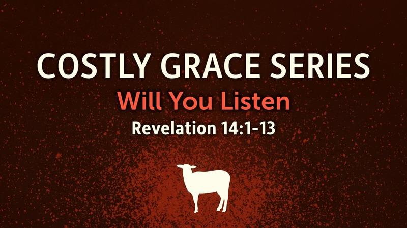 Will You Listen?