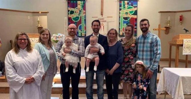 Sachs' Baptism image