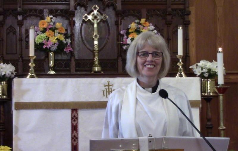 Sermon Trinity Sunday, May 30, 2021