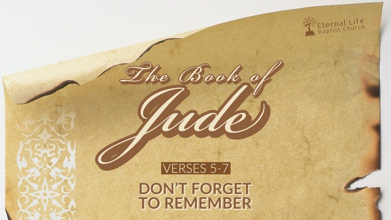 The Book of Jude Part 3