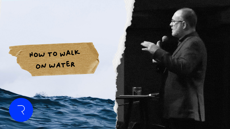 How to Walk on Water
