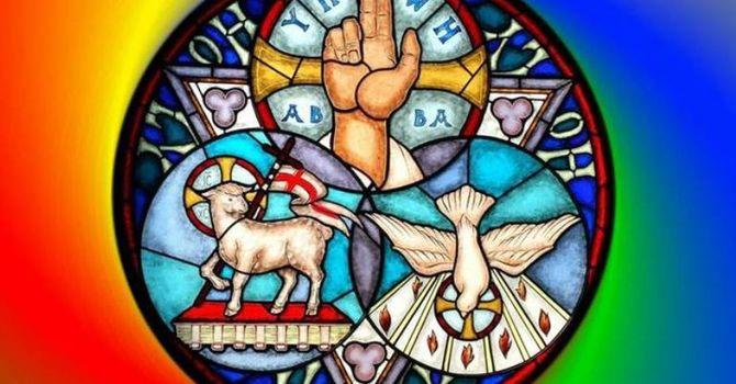 Trinity Sunday May 30, 2021