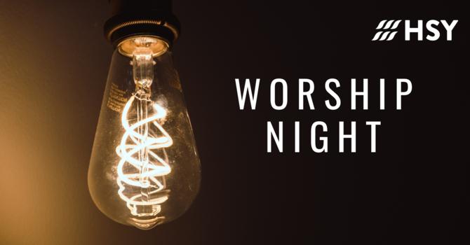 High School Worship Night