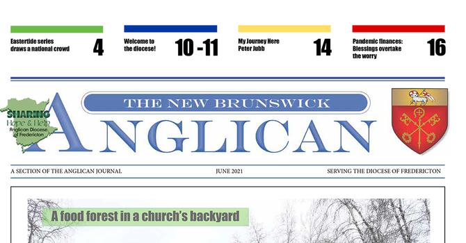 New Brunswick Anglican image