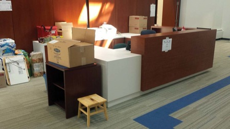 Synod Office Move, Open House and Blessing