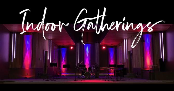 Indoor Worship Service