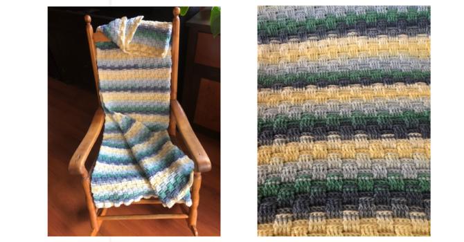 Homemade Blanket Gift image