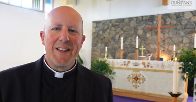 Sermon: 30 May 2021 - Trinity Sunday