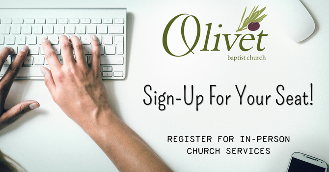 Register for June IN-PERSON  Services
