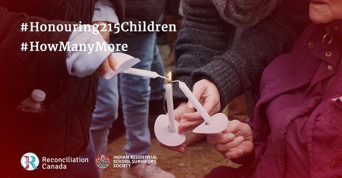 Prayer for the 215 Children image