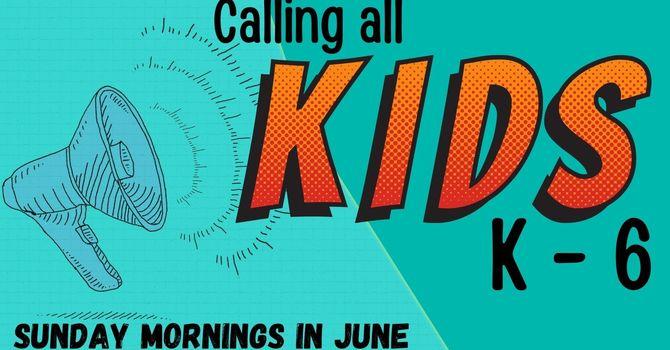 June Kids Club