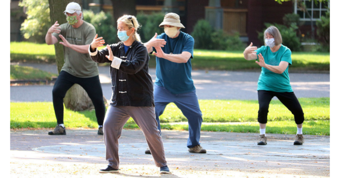 Parksville Shores Tai Chi (S)