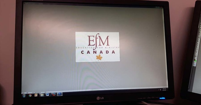 UPDATE - EfM On-Line Monday Evenings this Fall