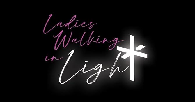Ladies Walking In Light