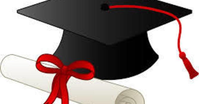 Congratulations Graduates! image