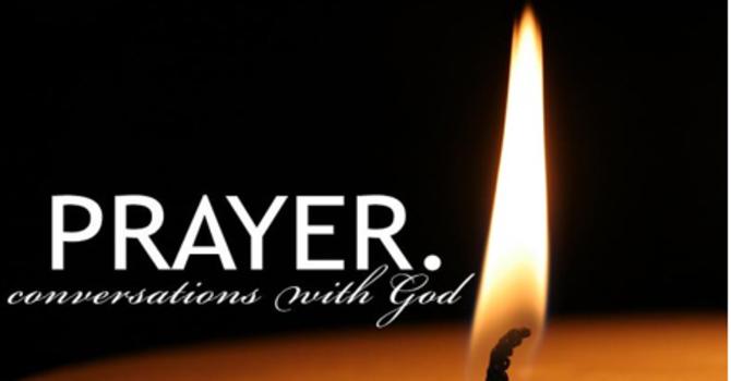 CYCLE OF PRAYER image