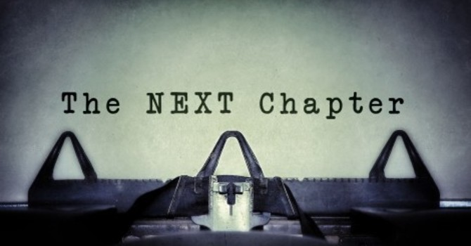 Letting God Author the Next Chapter image