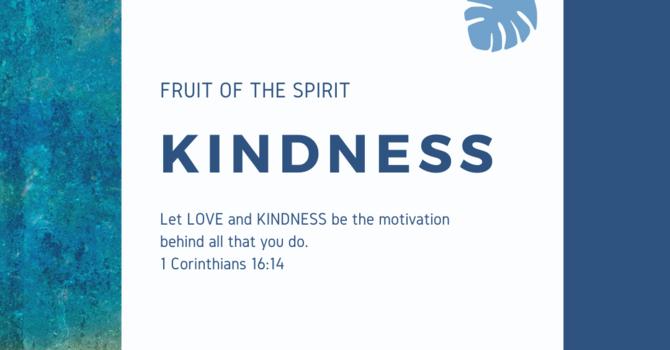 JUNE: Kindness image