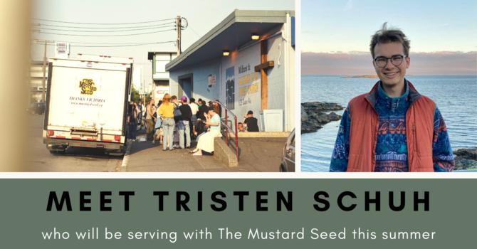 Meet Tristen Schuh! image