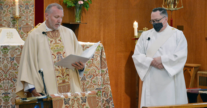 100 Years of Anglican Ministry in White Rock
