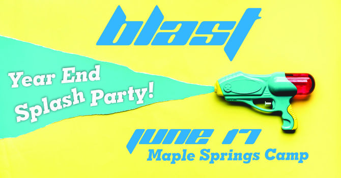 Blast Year End Splash Party