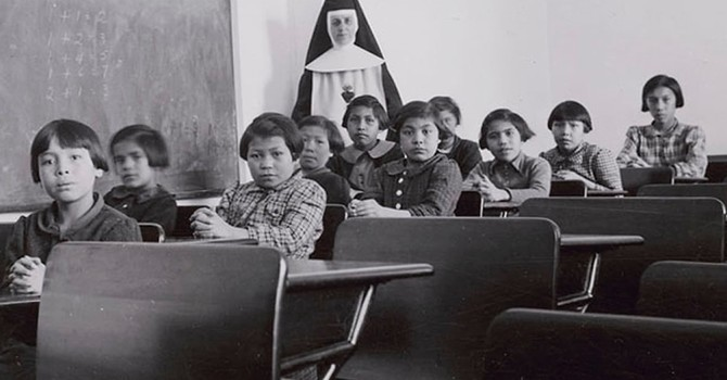 Residential Schools in Canada -  History and Consequences image