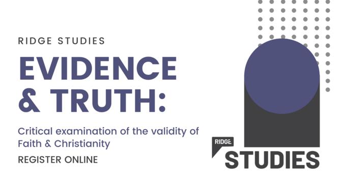 RIDGE Studies | Evidence & Truth