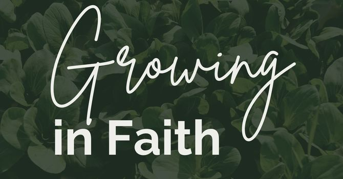 The Need for a Planted Faith
