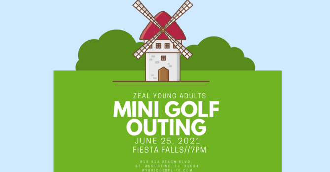 Zeal Young Adults Mini Golf