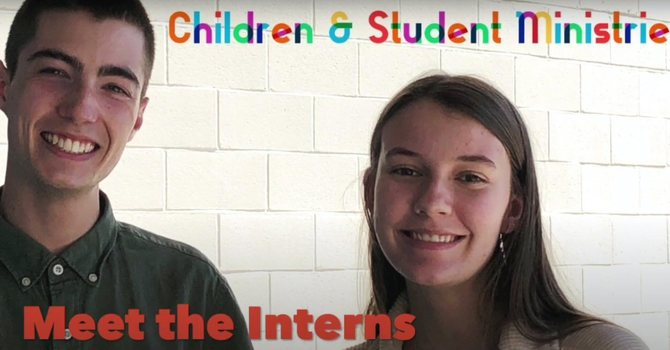 Welcome to the Summer Interns image