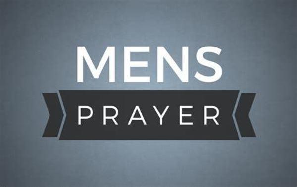 Men's Prayer Meeting