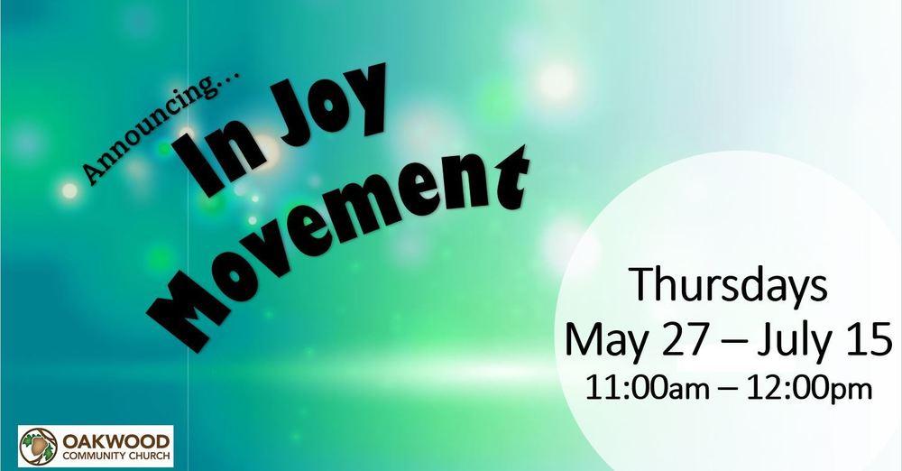 In Joy Movement Class