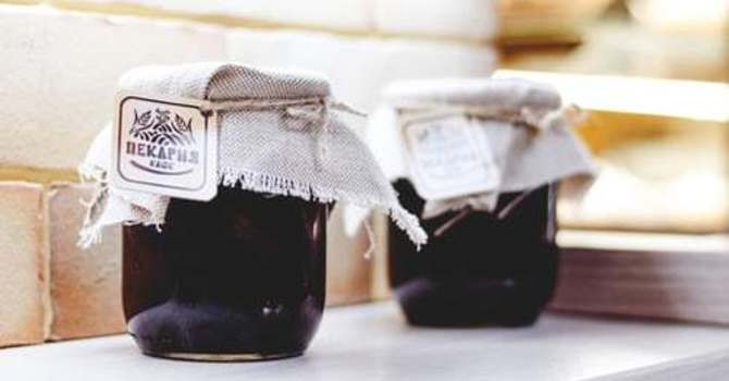 Jams and jellies on order image