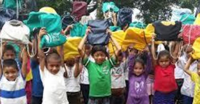 Lutheran World Relief School Kits