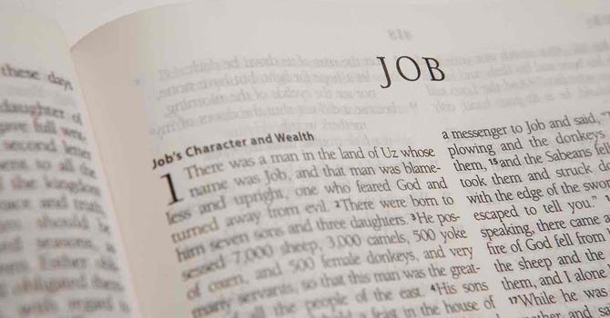 Job's faithfulness