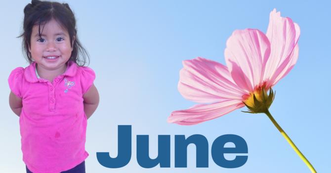 June Newsletter image