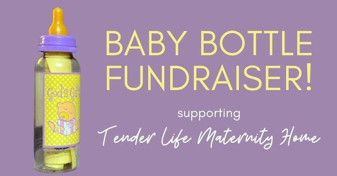 Tender Life Baby Bottle Fundraiser image